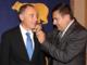 L'Avvocato Paolo Basso e il Presidente del Rotary Club di Biella Gabriele Mello Rella