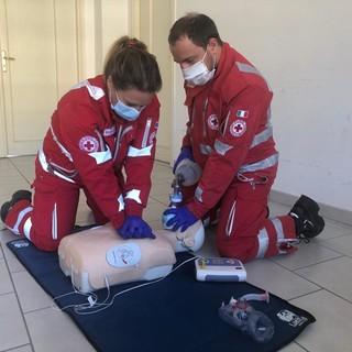 Croce Rossa Biella, nuovi corsi BLSD salvavita per Soccorritore Laico