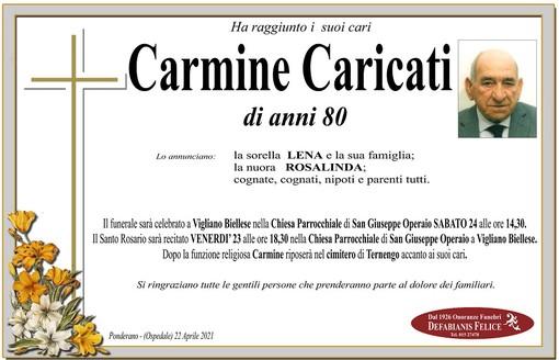 Carmine Caricati