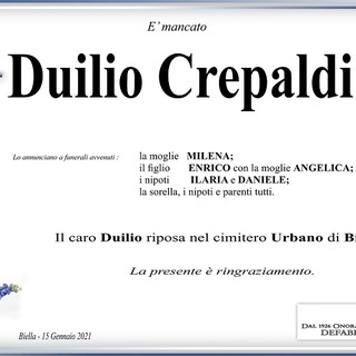 Duilio Crepaldi