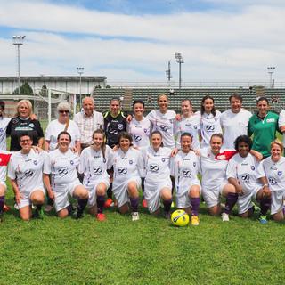 A Biella la partita benefica di calcio tra la squadra femminile del CRAL ASL BI e la Nazionale femminile Città del Vaticano