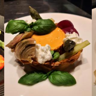 A Pasqua il ristorante La Lira porta a tavola un ricercato menù degustazione FOTO
