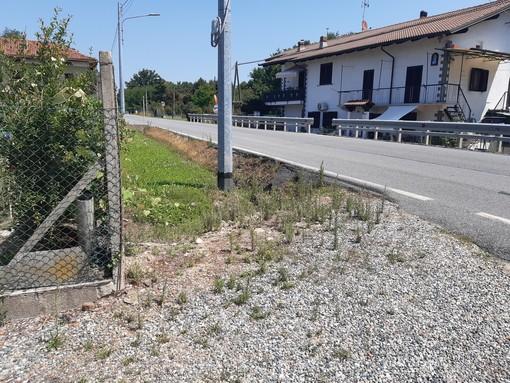 Pierantonio Guerra chiede  rilevatori fissi di velocità sulla provinciale di Castelletto - Foto Pierantonio Guerra