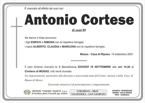 Antonio Cortese