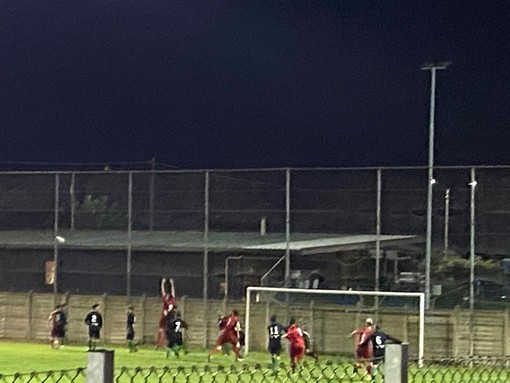 A Verrone 3-3  tra Ceversama e Torri Biellesi nel derby di Coppa Piemonte - Foto Ceversama