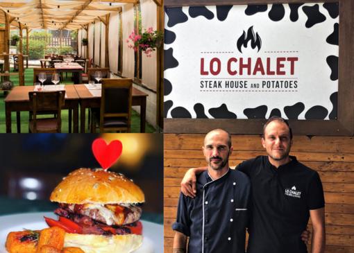 """Il Monca di Vigliano diventa """"Lo Chalet Steakhouse & Potatoes"""", con carne alla griglia e piatti alternativi FOTOGALLERY"""
