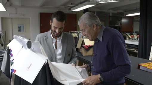 """Anche il team produttivo del film """"Il Patto della Montagna"""" sostiene Biella Città Creativa"""