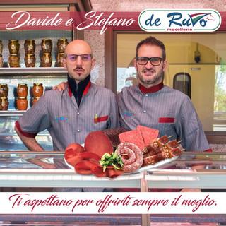 Davide e Stefano De Ruvo - Foto pagina FB Macellerie De Ruvo
