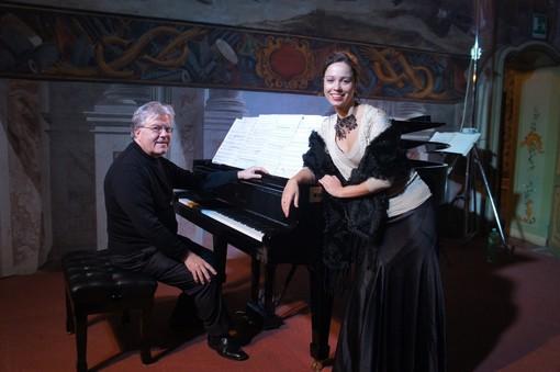 Attilio e Ljuba Bergamelli - Foto N.I.S.I.ArteMusica