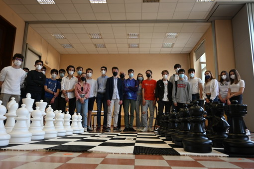 scacchi scuola