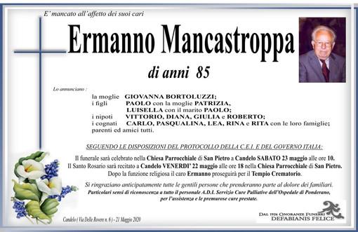 Ermanno Mancastroppa