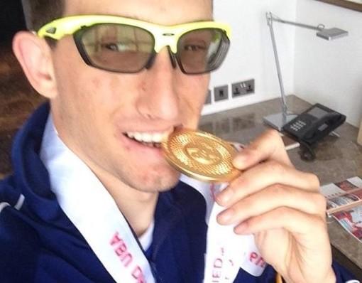 """L'oro di Abu Dhabi, Enrico Cerruti: """"Emozioni? Sapersi confidare e confrontare con gli altri"""""""