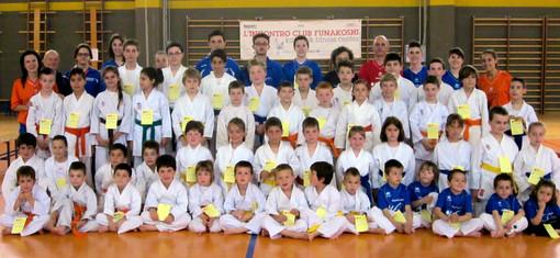 """""""Sos sport giovani"""", a (video)lezione di karate con la Funakoshi Candelo"""