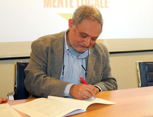 Il presidente di Aima Biella Franco Ferlisi - Foto di repertorio