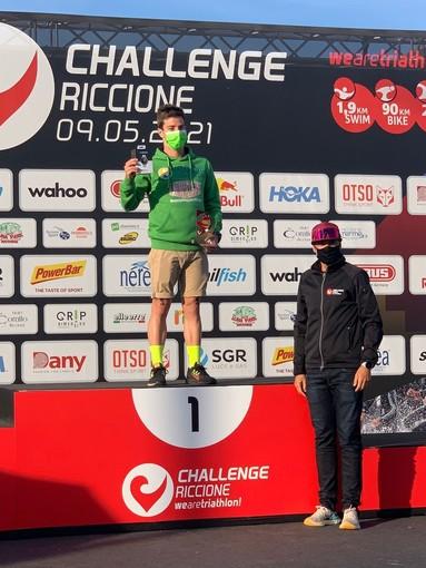 """Il """"virtuale Giro d'Italia"""" degli atleti di Valdigne Triathlon impegnati in cinque gare nello scorso weekend"""