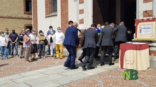 funerale garella