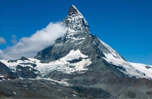 cervino alpinista muore