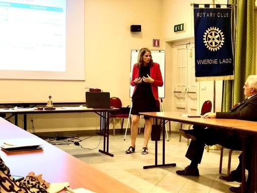 Francesca De Marchi - Foto Rotary Club Viverone Lago