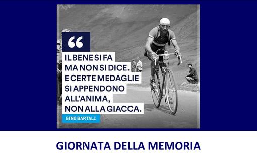 C'è ancora tempo a Candelo per la mostra Gino Bartali una storia nella storia