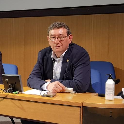 Gianni Ferrari, vicepresidente della V commissione