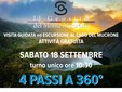 Domani 4 Passi al Geosito del Monte Mucrone - Foto pagina Facebook Giardino Botanico di Oropa