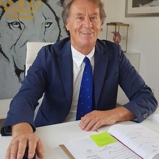 Giancarlo Ormezzano, vice presidente UIB - Foto UIB