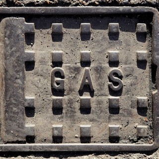 Posa gas metano in corso sulla Ponderano-Zimone