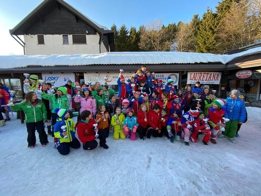 Oltre 50 bambini al 43° Gran Premio Giovanissimi a Bielmonte