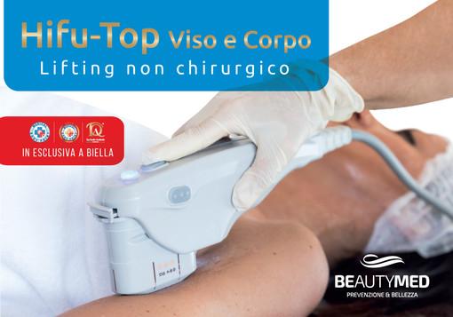 Hi-fu, da Beautymed la tecnologia medica per un lifting non chirurgico del viso e del corpo