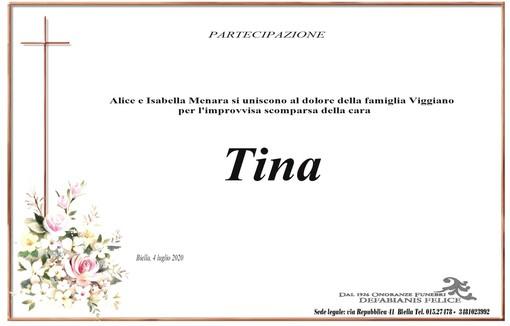 Partecipazione Tina Viggiano in Pietracatella