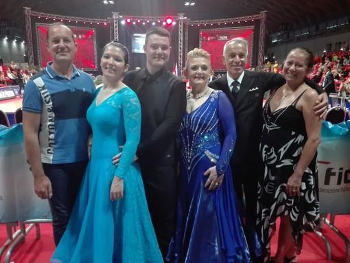Danza: Campionati italiani FIDS per Intrecci d'Arte