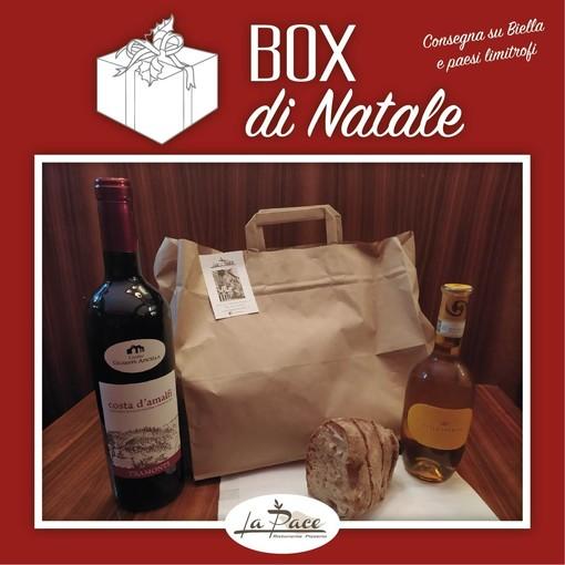 Da La Pace arriva il box di Natale, per un 25 dicembre all'insegna della bontà comodamente da casa