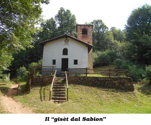 """Biellese magico e misterioso: Le rive rosse di Curino e il """"gisèt dal Sabion"""" di Soprana"""