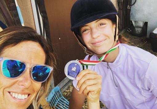 Martina Guerra è vice campionessa italiana