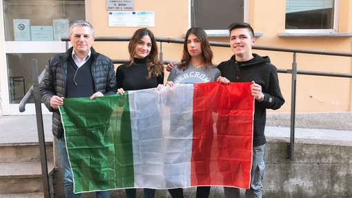 Studenti nell'istituto Bona al summit internazionale negli Usa