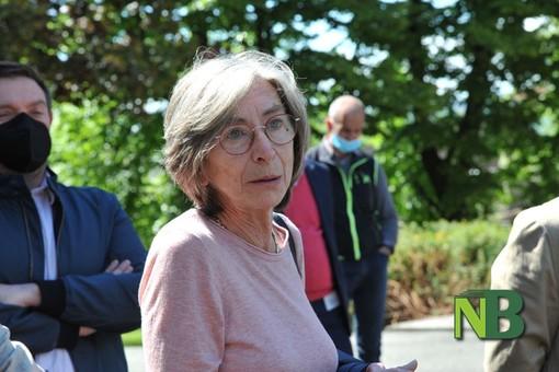 L'assessore alle Politiche sociali Isabella Scaramuzzi