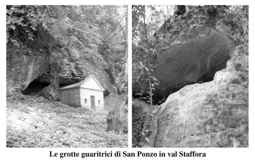 Biellese magico e misterioso: Le grotte guaritrici di San Giovanni d'Andorno, di San Ponzo in valle Staffora e di San Miro a Canzo