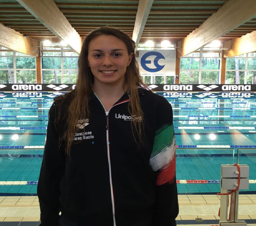Nuoto: Campionati italiani, oro e record per Helena Biasibetti