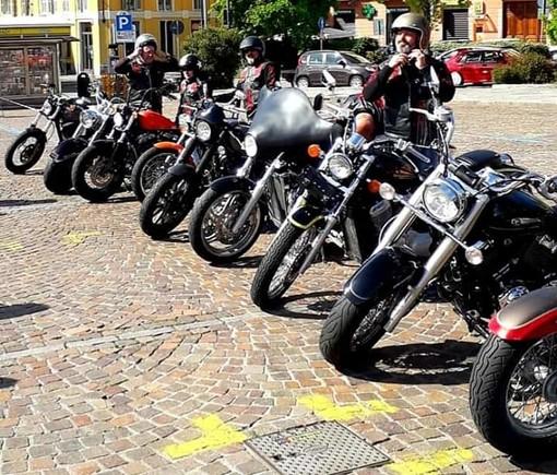 """Anche i Motociclisti della """"Law Enforcement"""" presenti al raduno del Club Alfa Romeo FOTOGALLERY"""