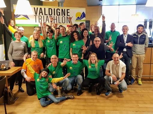 Triathlon, venti biellesi vestiranno i colori del Valdigne