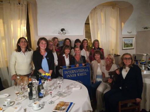 All'Inner weel club Biella, Pier Francesco Gasparetto presenta il suo ultimo libro