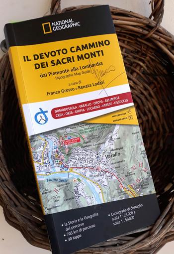 """A Miagliano  passeggiata con l'autore di """"Il Devoto Cammino dei Sacri Monti"""" - Foto Amici Lana"""