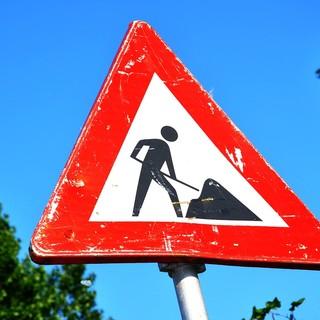 Manutenzione stradale in corso  nel Biellese Orientale - Foto archivio newsbiella.it
