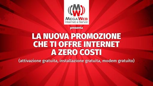 Megaweb, dal 2006 internet nel Biellese. E oggi una nuova offerta per famiglie e imprese