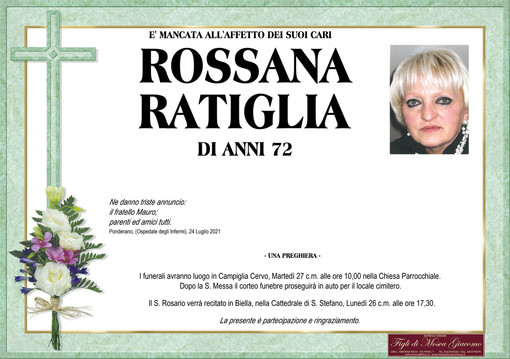 Rossana Ratiglia