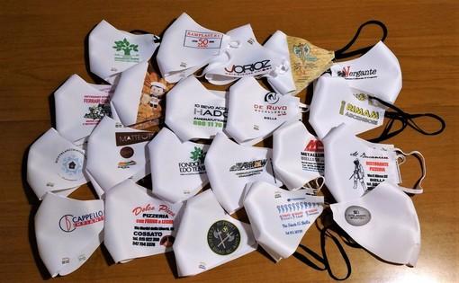 Coronavirus, il comune di Donato distribuisce 200 mascherine in cotone riutilizzabili