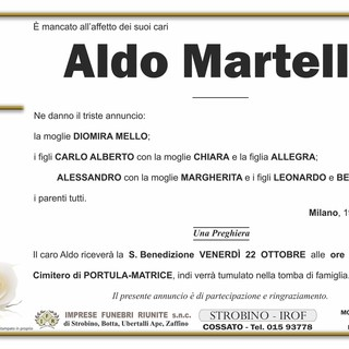 Aldo Martello