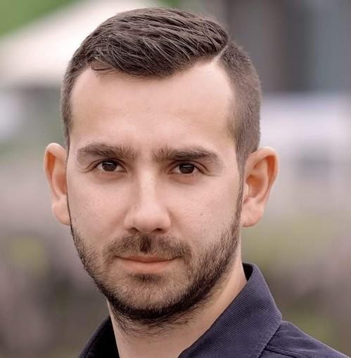 L'assessore Matteo Marnati - Foto pagina Facebook Matteo Marnati