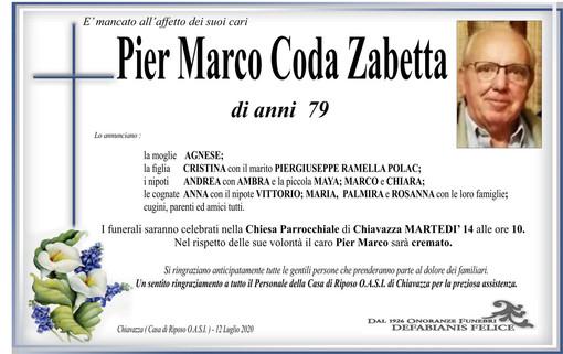 Pier Marco Coda Zabetta