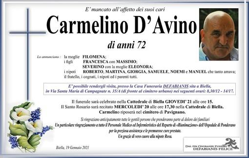 Carmelino D'Avino